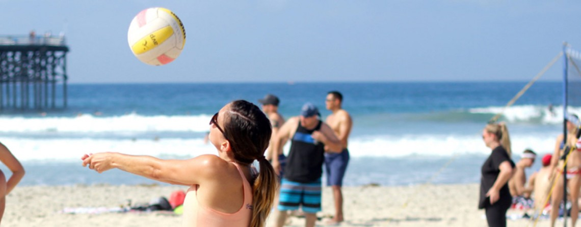 San Diego Beach Volleyball Leagues